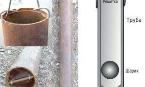 Как выполнять очистку скважины своими руками?