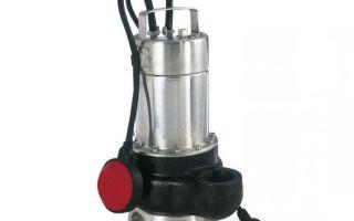 Преимущества дренажных насосов с поплавковыми выключателями