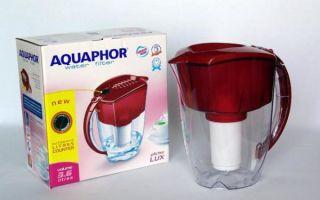 Какой фильтр кувшин для очистки воды лучше выбрать?