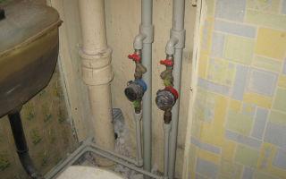 Как заменить стояк водоснабжения в квартире?