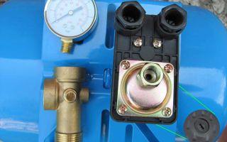 Как работает и где применяется датчик реле давления воды?