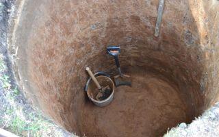 Как правильно копать колодцы без применения строительной техники?