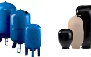 Назначение и виды мембран для гидроаккумулятора