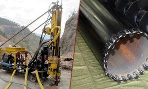 В чем преимущество технологий колонкового бурения скважин?