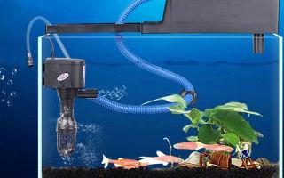 Как правильно выбрать насос для аквариума?