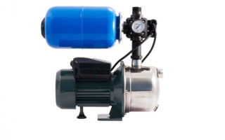 Обзор насосов и станций автоматического водоснабжения unipump