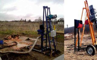 Все о современных технологиях бурения скважин на воду