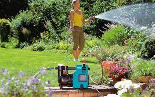 Польза дачных насосов для воды
