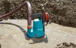 Какими бывают насосы для откачки грязной воды?