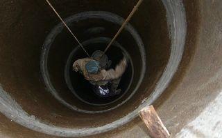 Особенности ремонта колодцев из бетонных колец