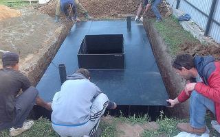В чем заключается особенность кессонов для погреба?