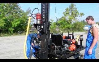 Обзор малогабаритных буровых установок на воду партнер