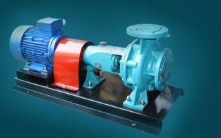 Обзор устройства и разновидностей консольных насосов