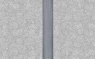Труба стартовая чугунная 120