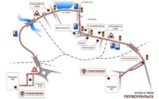 Свердловский трубный завод адрес