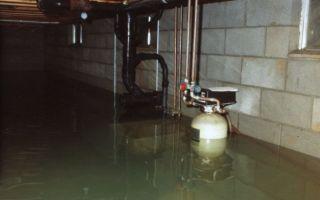 Рекомендации по защите подвалов от затоплений