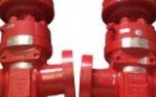 Запорная арматура для нефтегазовой промышленности