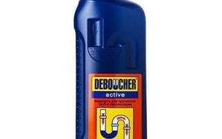 Самое лучшее средство для прочистки труб от засоров в ванной