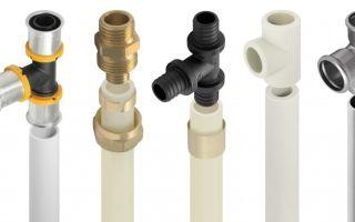 Преимущества и виды пластиковых труб для водоснабжения
