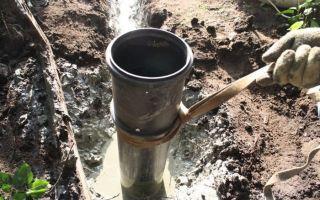 Зачем нужны обсадные трубы для скважины?
