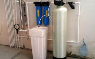 Особенности и виды фильтров для смягчения воды