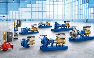 Обзор ведущих производителей насосного оборудования