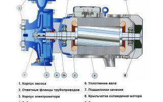 Из чего состоит и как работает автоматический насос?