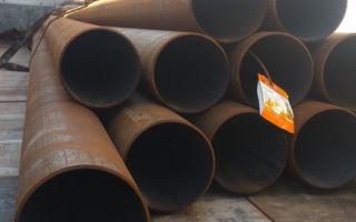 Труба стальная диаметр 20мм толщина стенки 2 мм