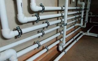 Полипропиленовые трубы для зимы