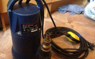 Этапы ремонта дренажных насосов