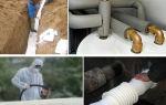 Чем и как выполняется утепление труб водопровода?