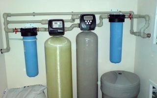 Особенности магистральной системы очистки воды
