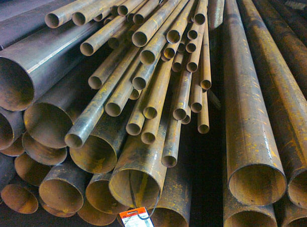 Трубные изделия из металла