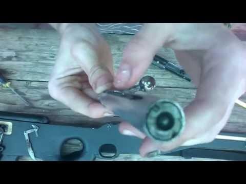 Самодельный дробовик две трубы