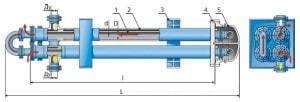 Секционные труба в трубе