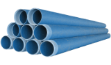 Фасонные металл полимерные трубы