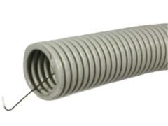 91920 труба гофрированная из пвх пластиката ф20мм