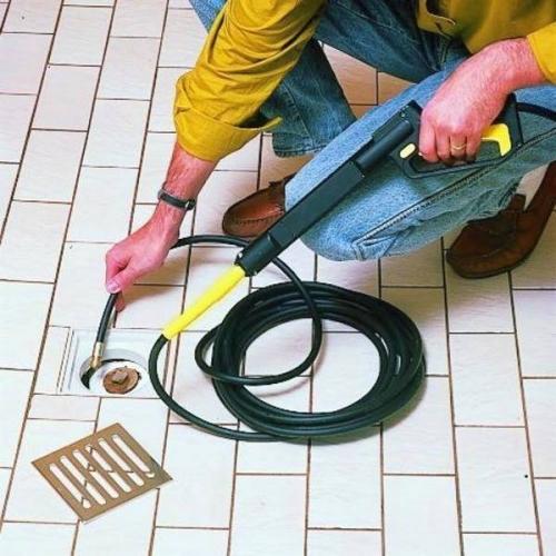 Karcher насадка для промывки труб