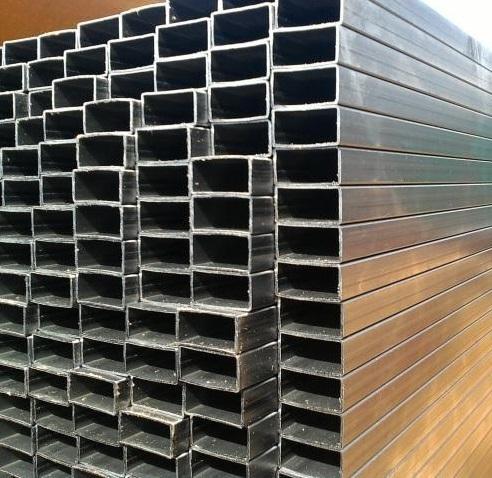 Алюминиевая профильная труба 50х200