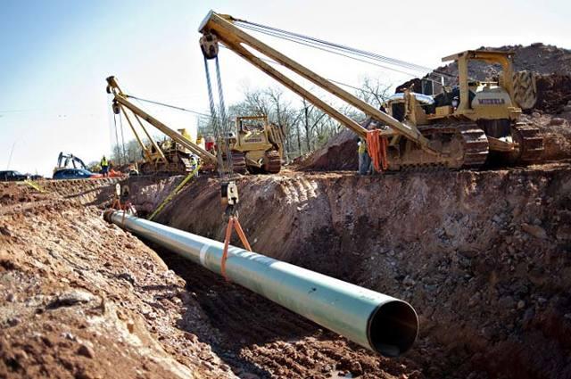 Характеристики труб магистральных газопроводов