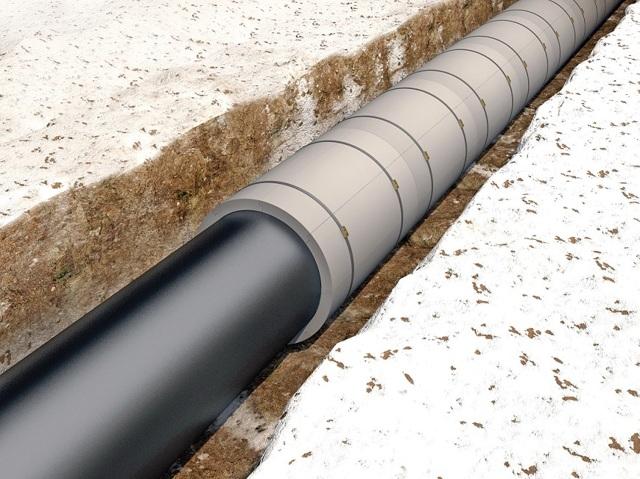 Технониколь для изоляции трубопроводов