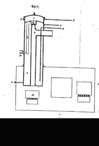 Самовар с трубой внутри