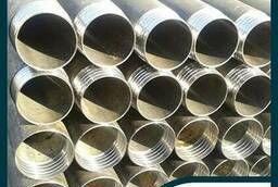 Трубные заводы россии производящие обсадные металлические трубы