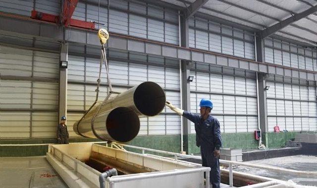 Труба стальная водогазопроводная диаметры вес