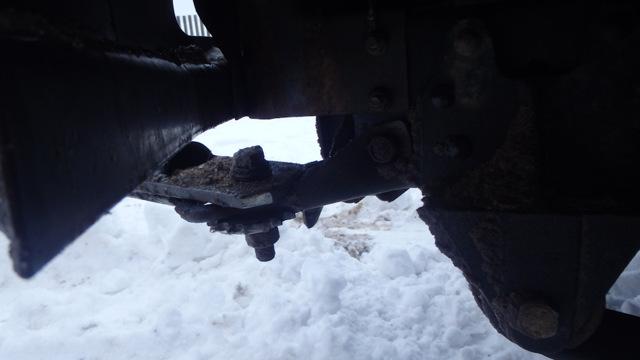 Самодельная жесткая сцепка для автомобиля из труб