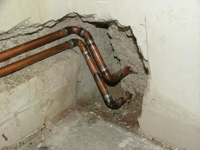 Характеристики труб для водяного отопления