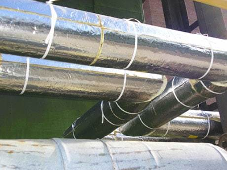 Фольгоизол для изоляции трубопроводов