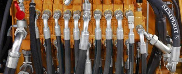 Фитинги для опрессовки шлангов высокого давления