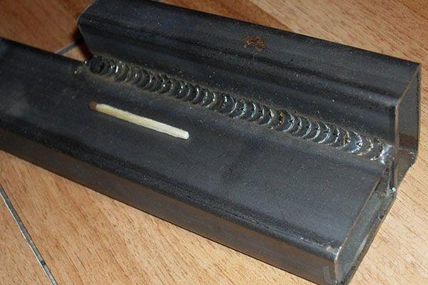 Толщина электродов для сварки профильной трубы