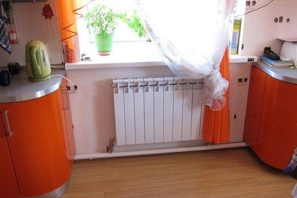Система отопления в доме две трубы или одна